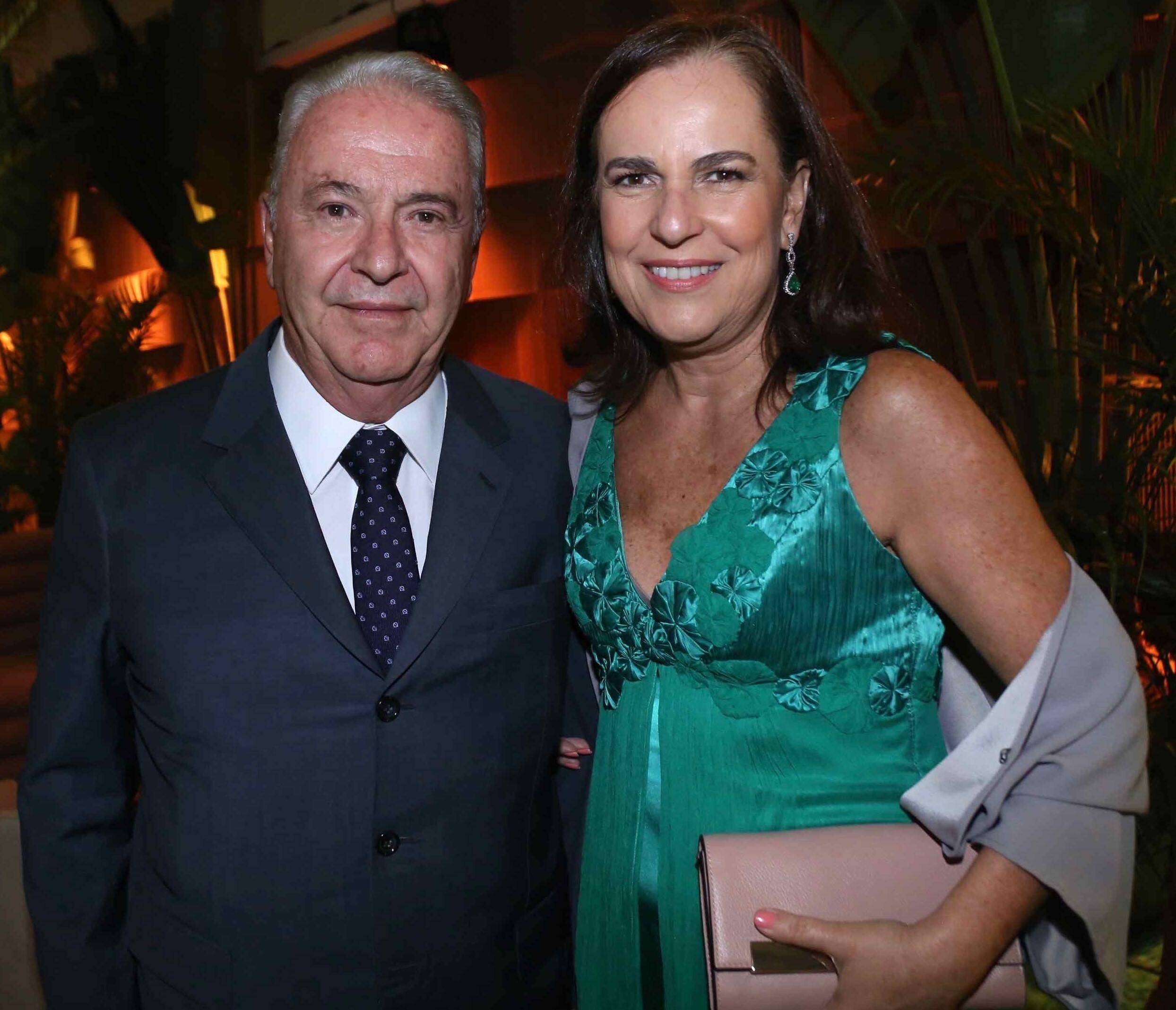 Raquel Novaes e Antonio Meyer /Foto: Denise Andrade