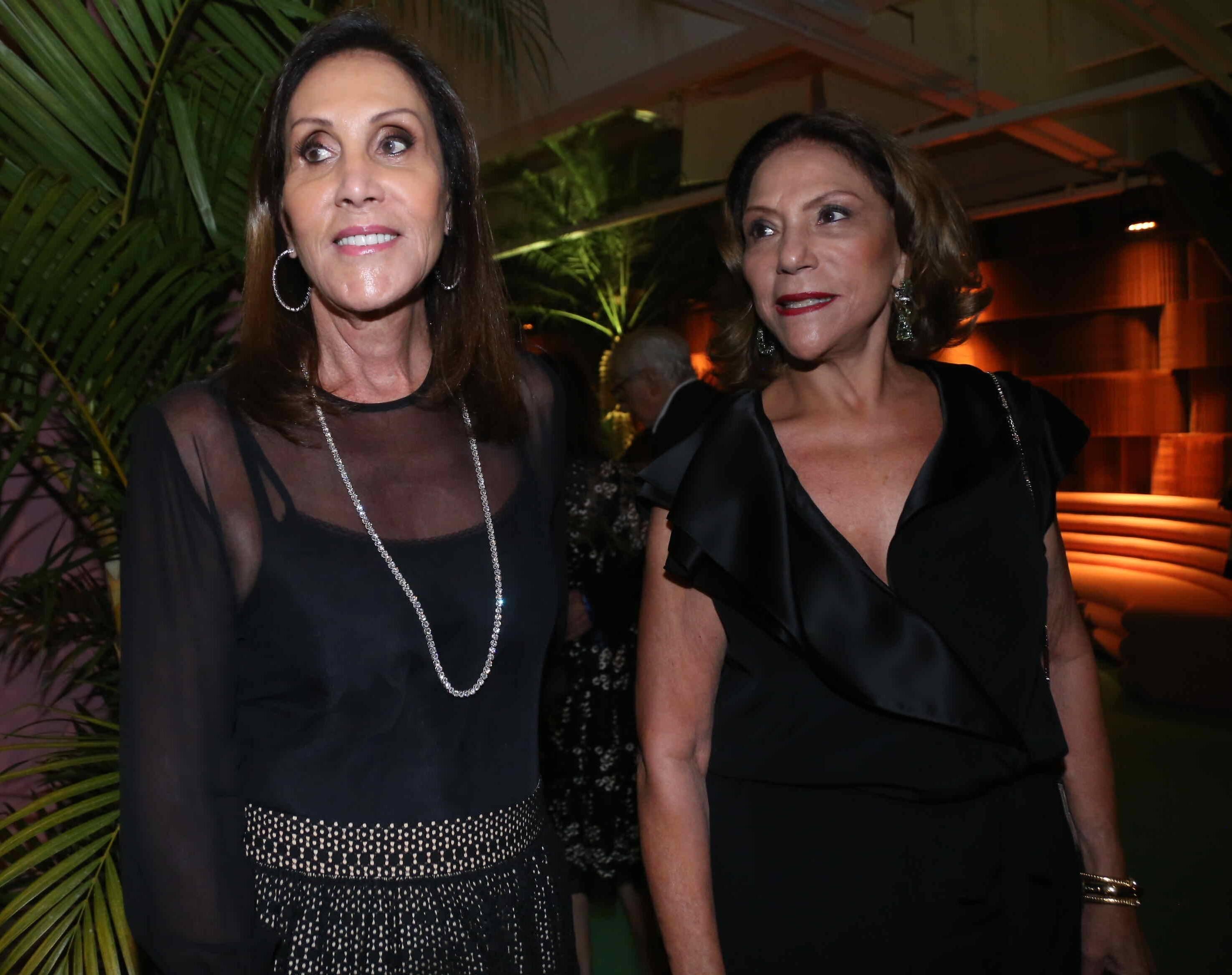 Sonia e Vera Diniz /Foto: Denise Andrade
