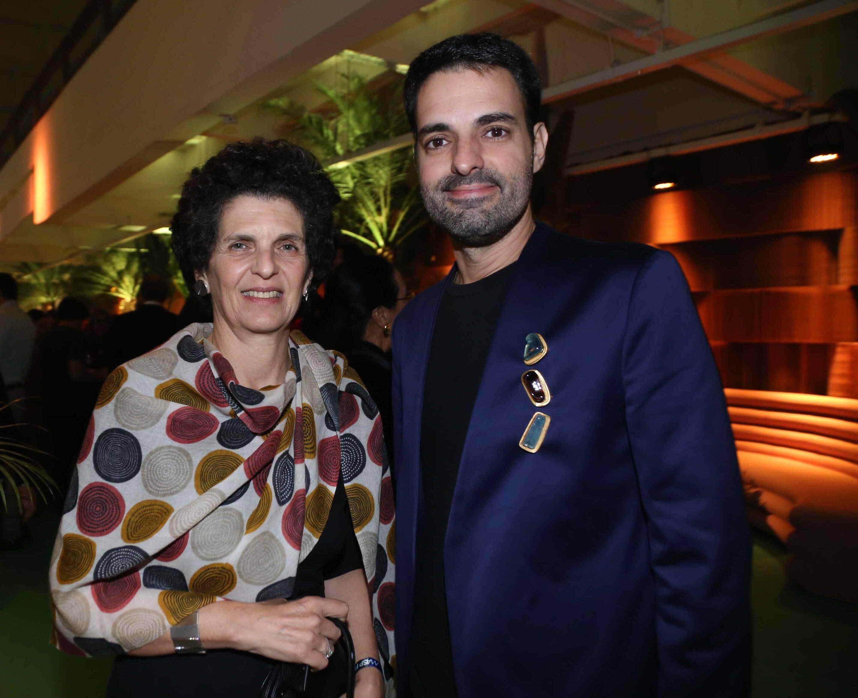 Tereza Bracher e Rafael Moraes  /Foto: Denise Andrade