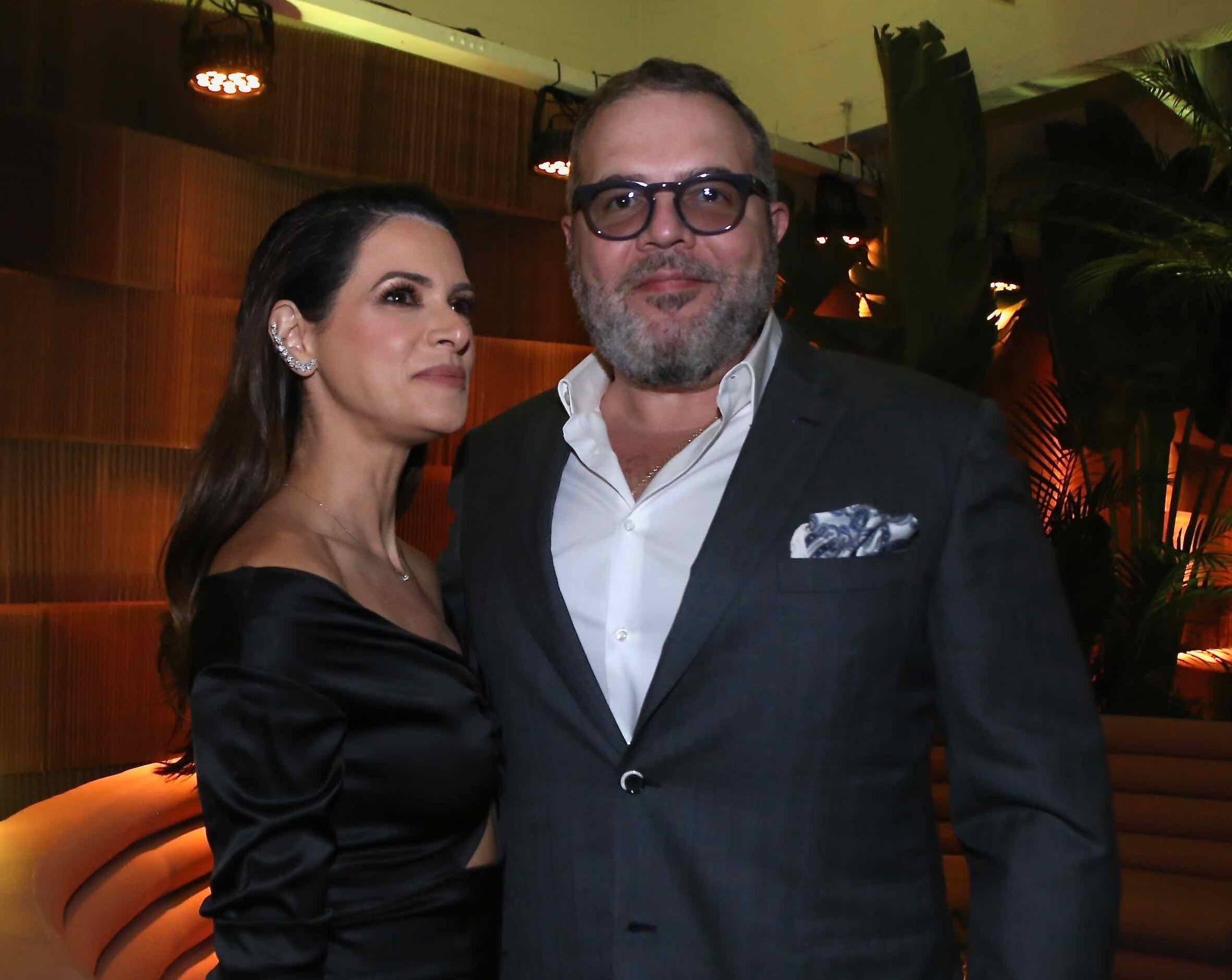 Antonio Camarotti e Leticia Nanci /Foto: Denise Andrade