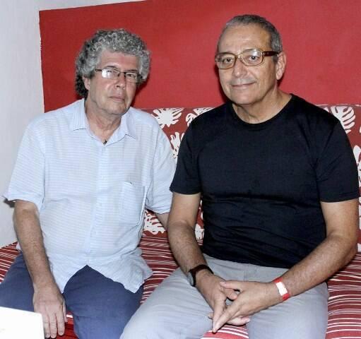 Milton Guran e Rogério Reis