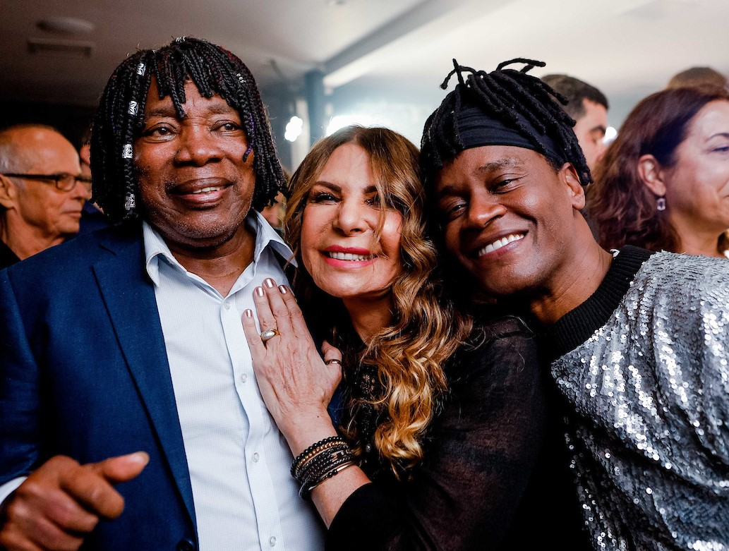 Milton Nascimento, Elba Ramalho e Toni Garrido /Foto: Bruno Ryfer e Miguel Sá