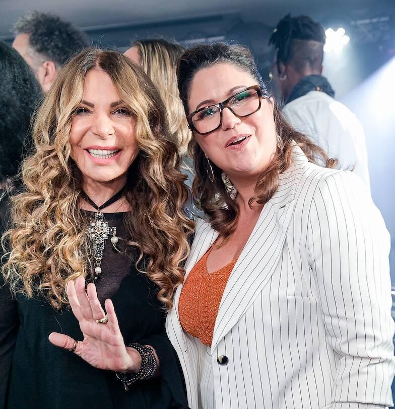 Elba Ramalho e Maria Rita /Foto: Bruno Ryfer e Miguel Sá