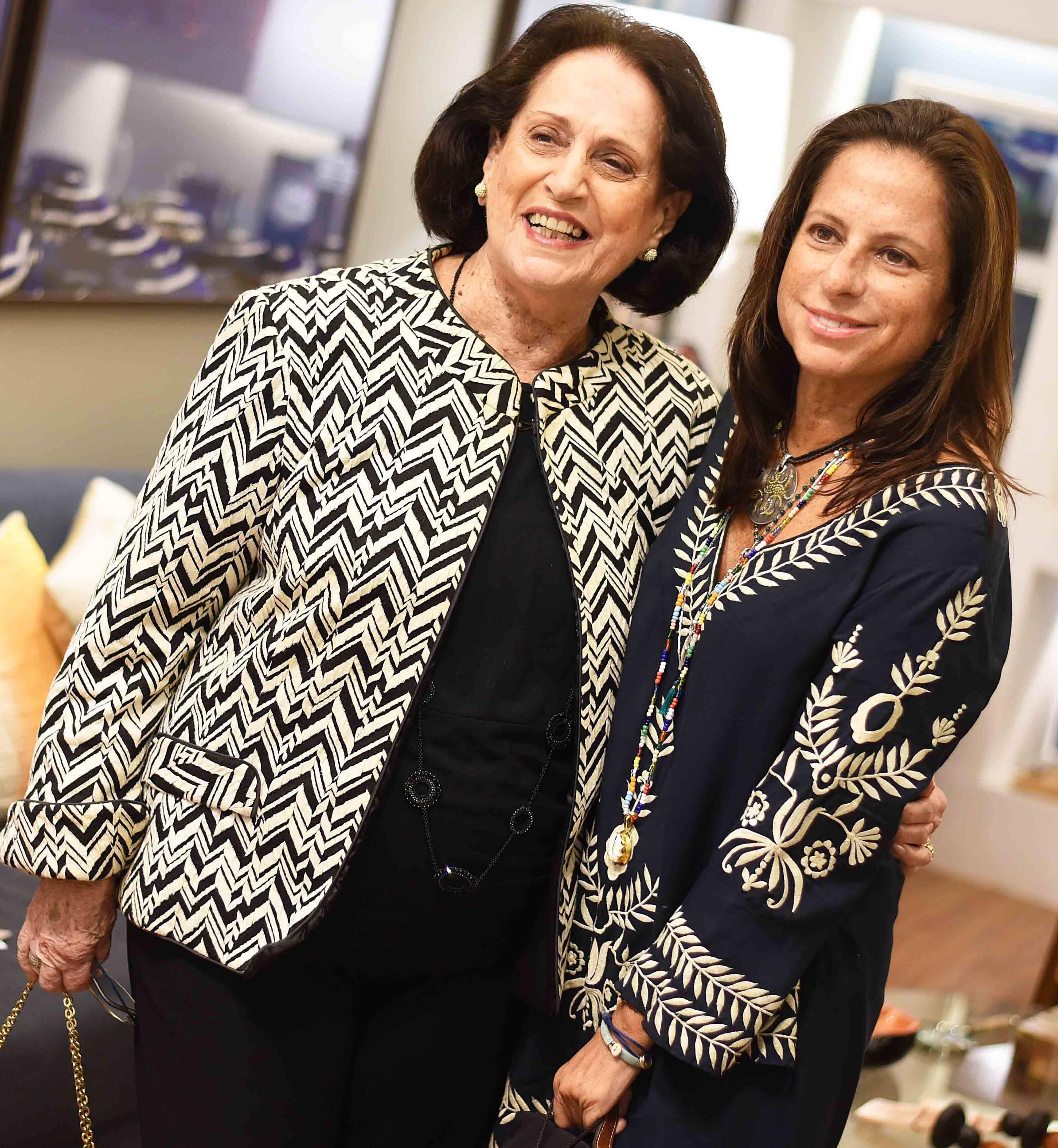 Belita e Flavia Tamoyo /Foto: Ari Kaye