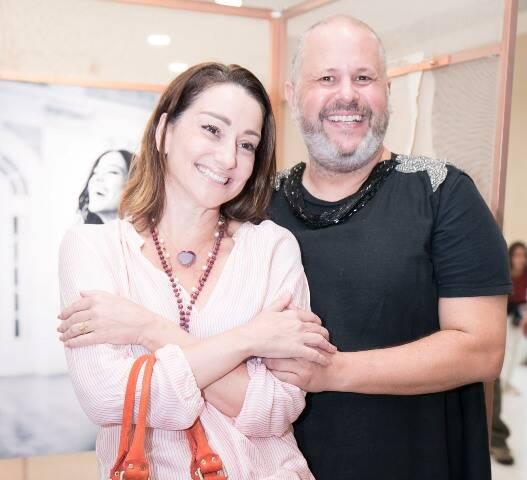 Andrea Carvalho e Wiled Silveira