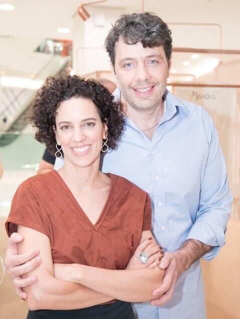 Mariana Lima e Paulo Dalmazzo
