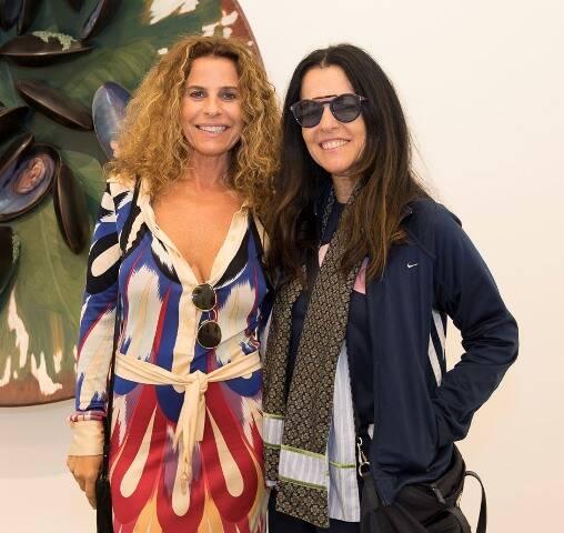 Mônica Penaguião e Monique Gardenberg