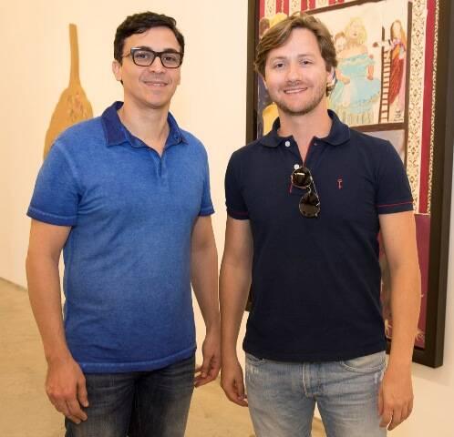 Sérgio Allevato e Rodrigo Garcia
