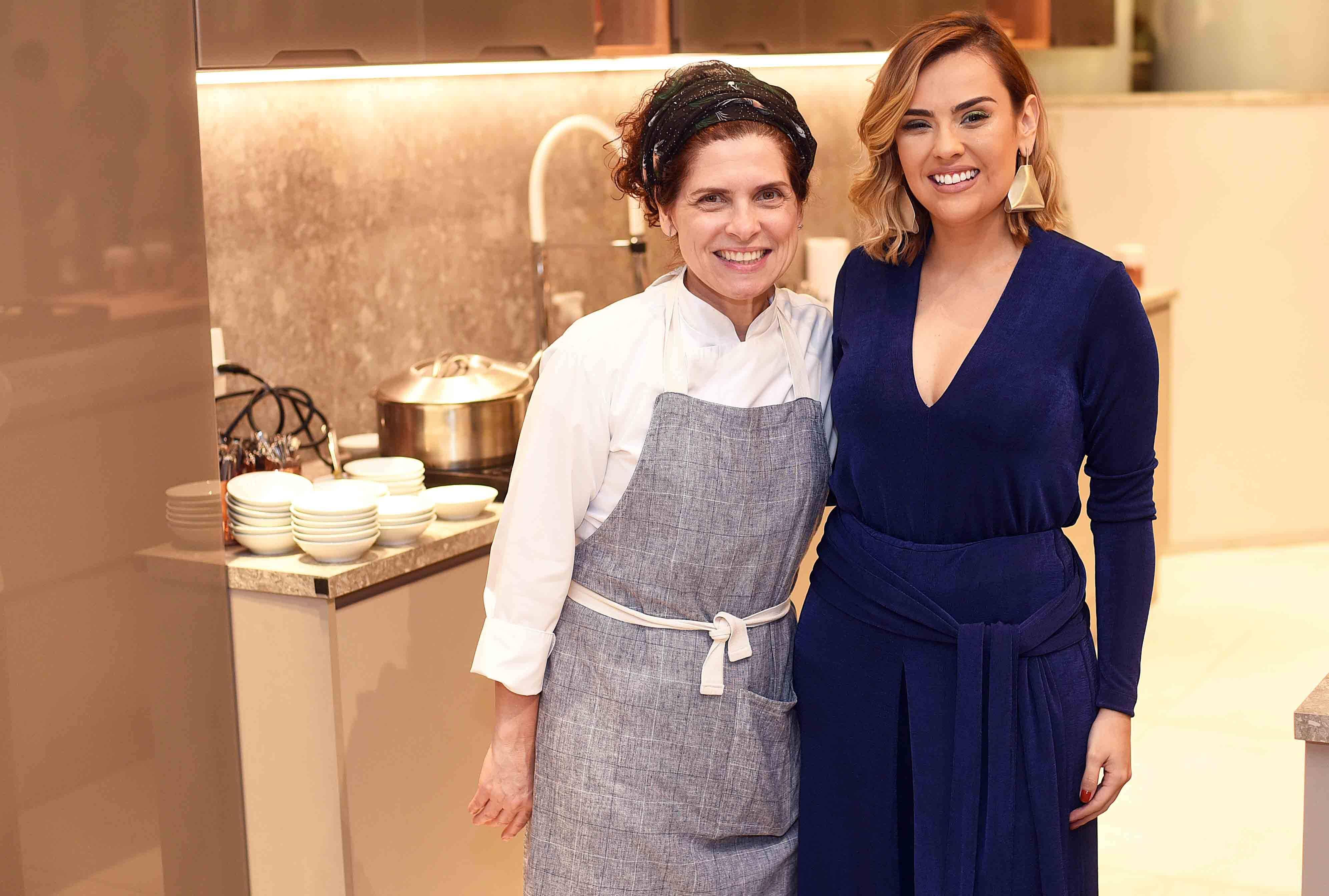 Flavia Quaresma e Mariana Sobreira  /Foto: Ari Kaye