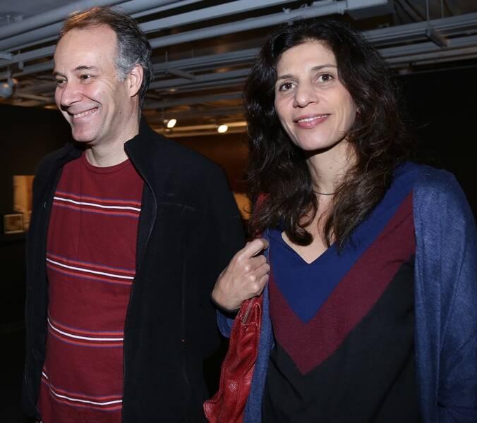 Rodrigo Vaz e Patricia Rabbat