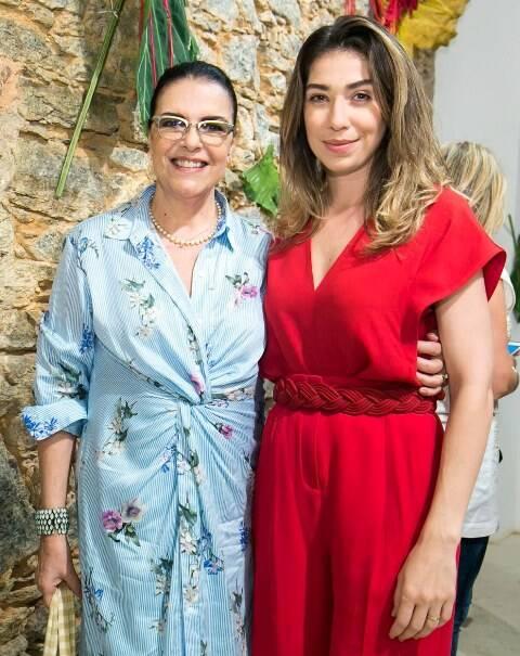 Carla Roberto e Paula Costa