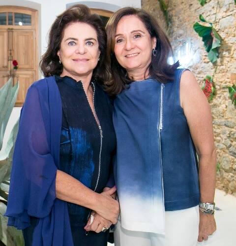 Cristiana Burlamaqui e Ana Andreazza