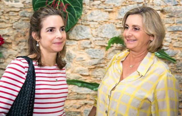 Luciana e Ângela Fernandes