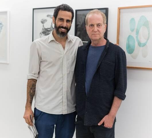 João Sanches e Leonel Kaz