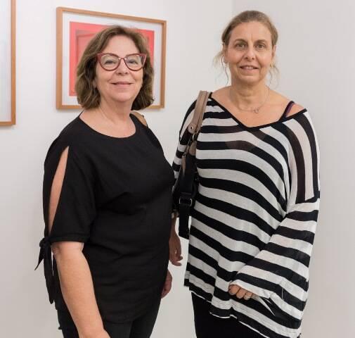 Katia Politzer e Laura Villarosa
