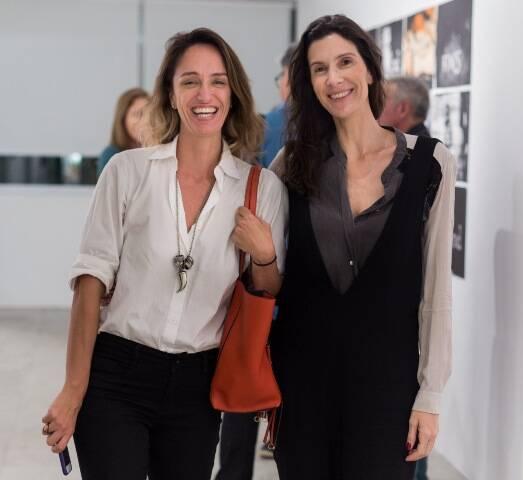 Roberta Coelho e Marcia Viana