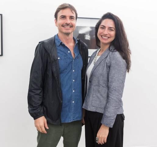Michel Masson e Marianne Antabi