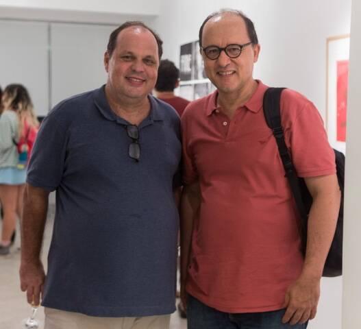 Maneco Müller e Joaquim Marçal