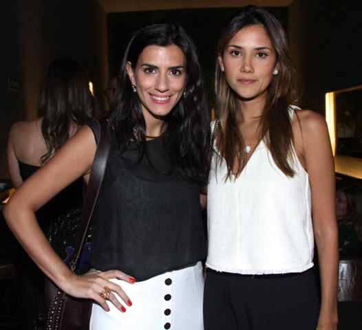 Adriana Popoutchi e Fernanda Nasser