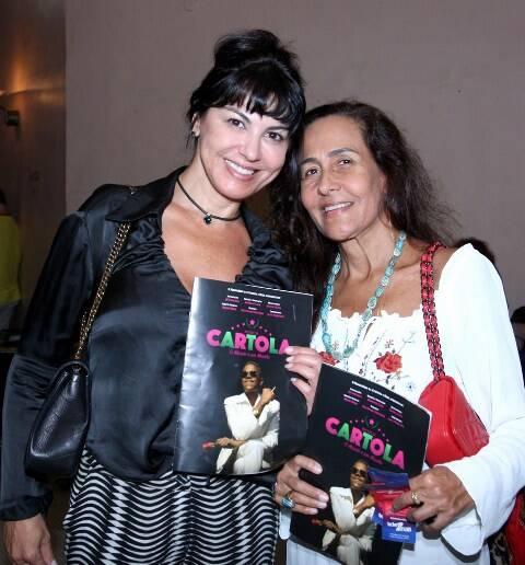 Surama de Castro e Maria Alice Miranda