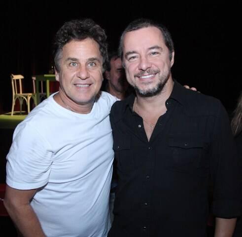 Marcos Frota e Carlos Vieira