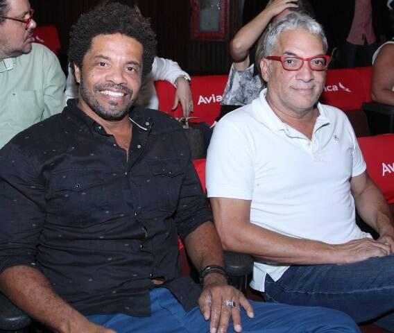 Luciano Quirino e José Luiz Coutinho