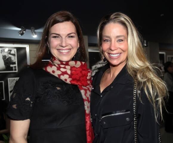 Adriana Garambone e Danielle Winits