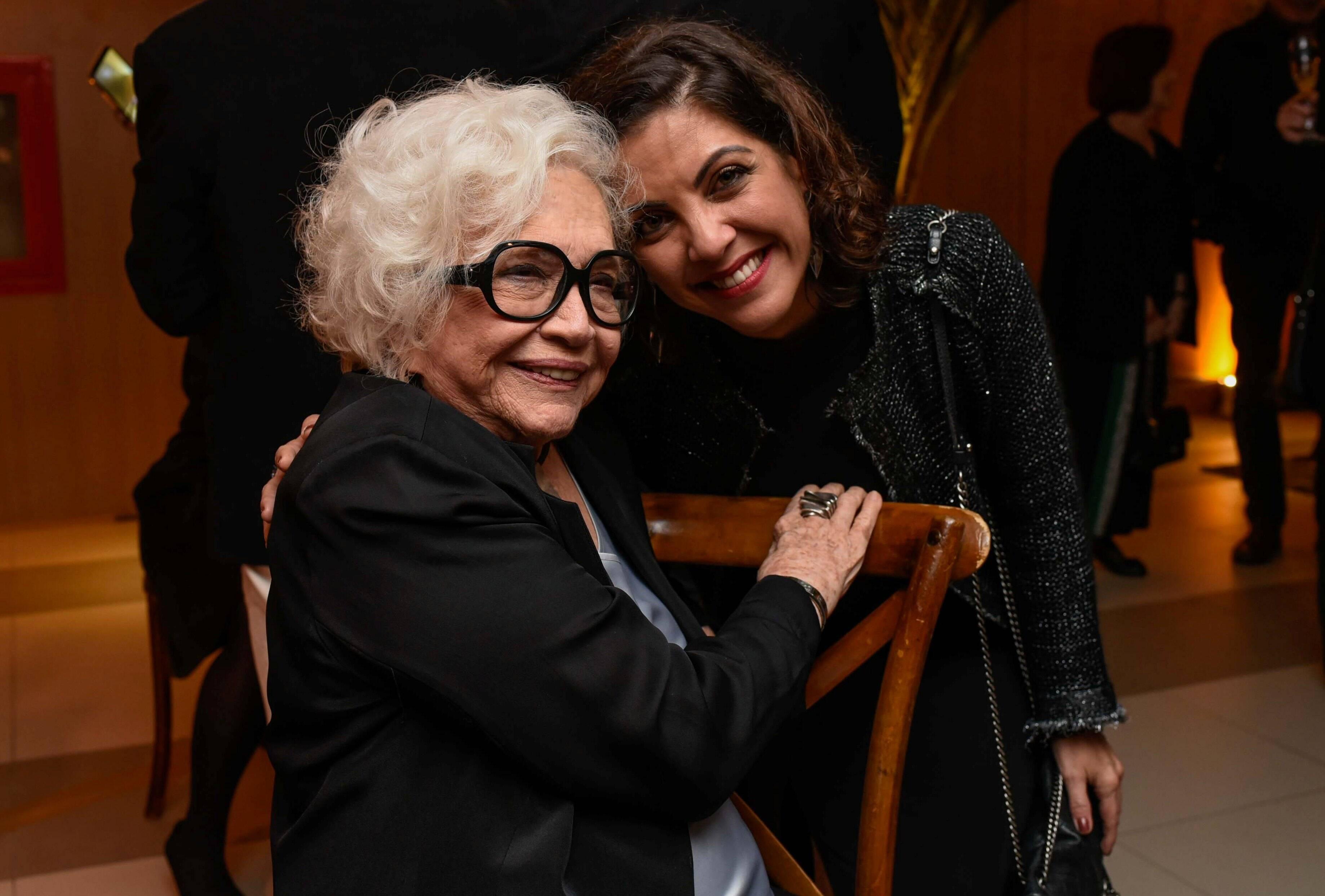 Nathália Timberg e Thalita Rebouças  /Foto: Mariama Prieto