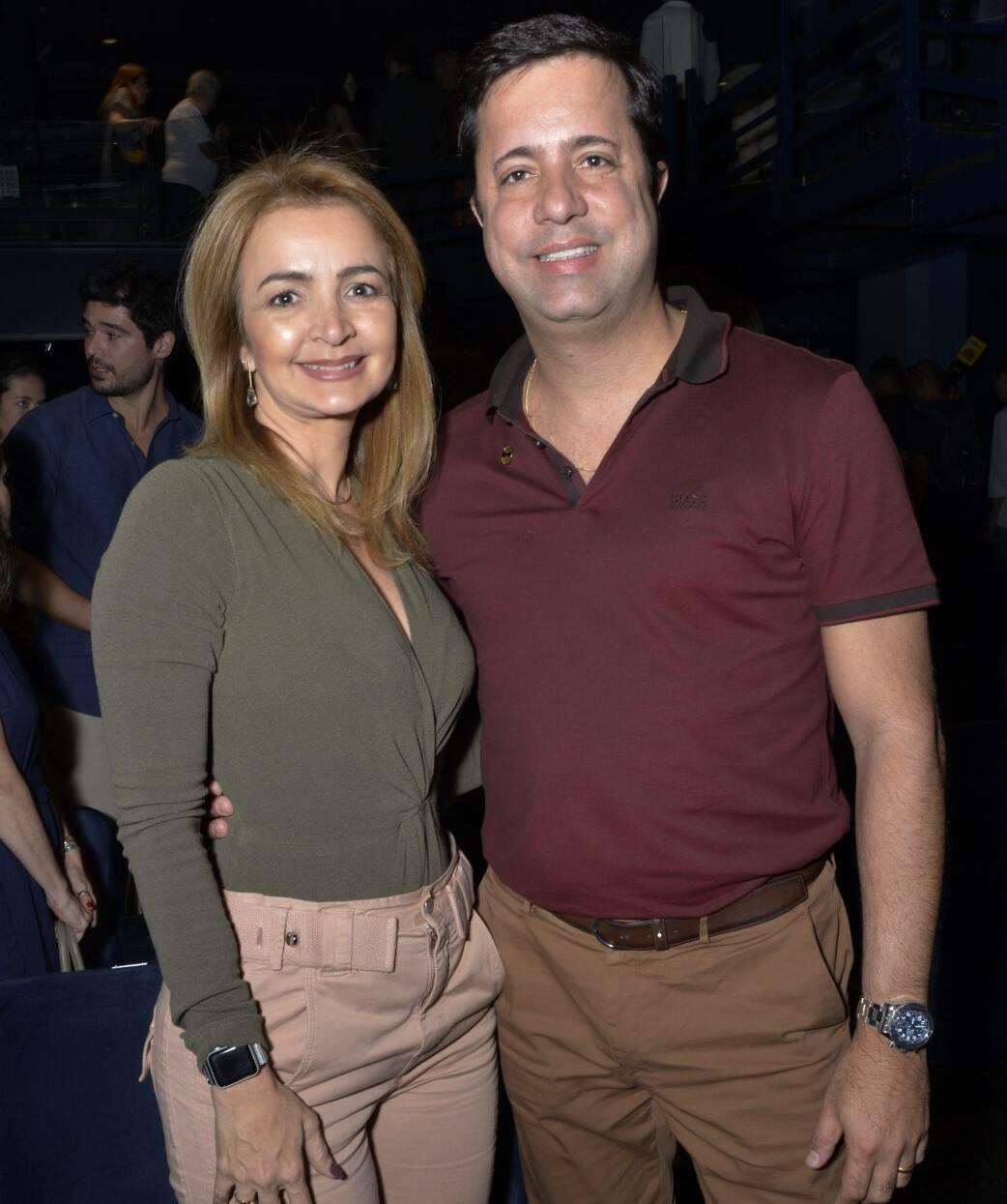 Simone Cadinelli e Eduardo Wanderley  /Foto: Cristina Granato