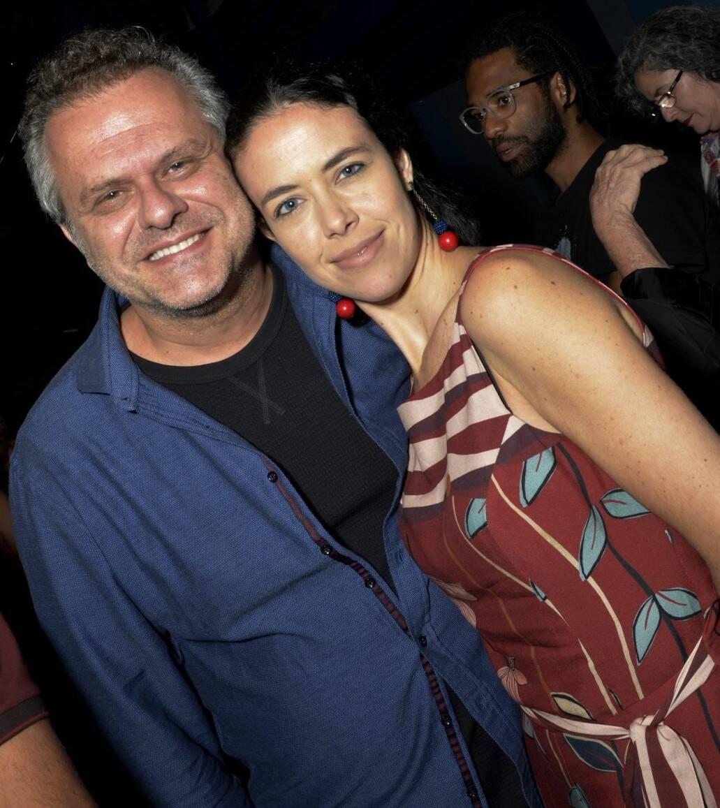 Leonardo Franco e Maria Griffith  /Foto: Cristina Granato