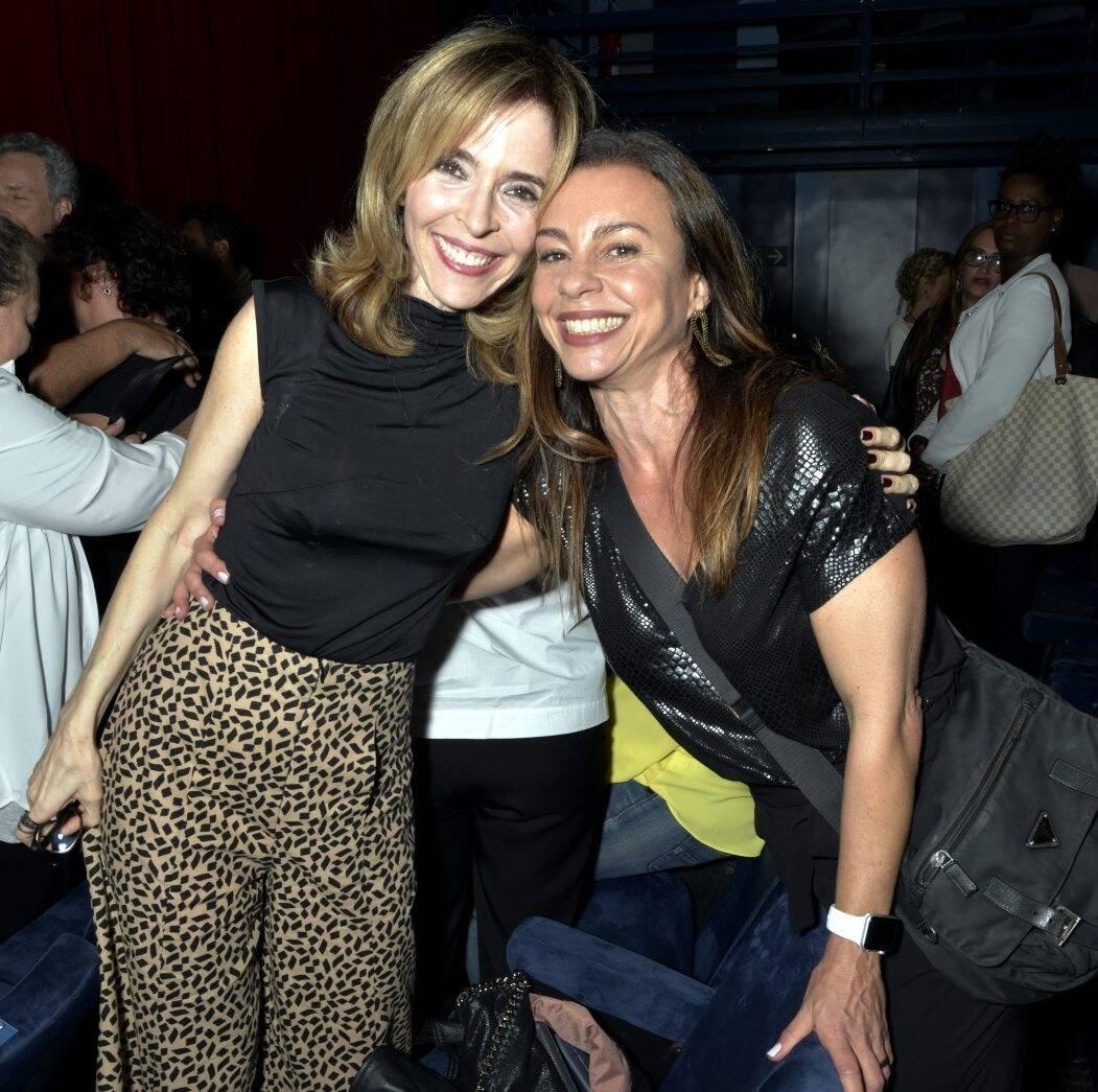 Deborah Evelyn e Carla Marins  /Foto: Cristina Granato