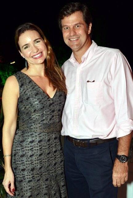 Adriana Mattar e Sergio Francisco Monteiro de Carvalho Guimarães