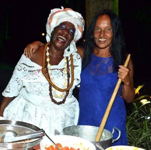 Martha e Keka Almeida