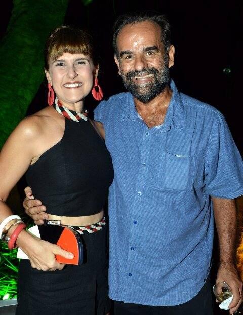 Simone Zucolotto e João Mario Linhares
