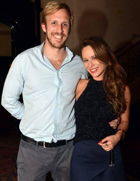 Filippo Cattaneo e Mariana Ximenes