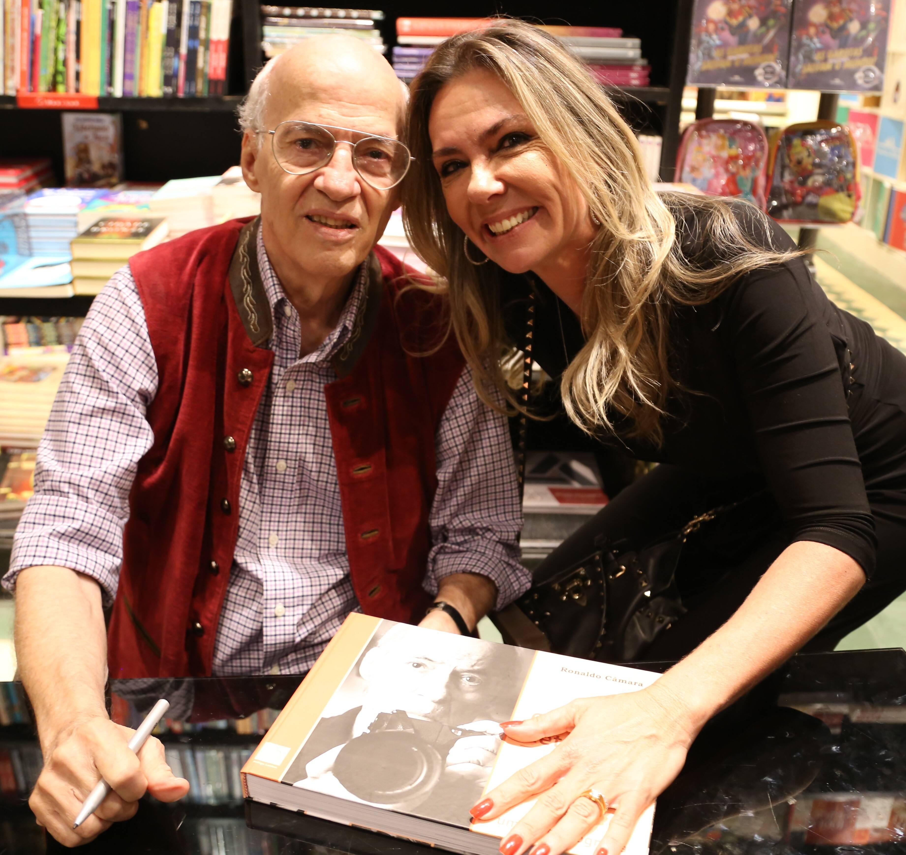 Ronaldo Câmara e Marcia Veríssimo  /Foto: Elloo Marketing Digital