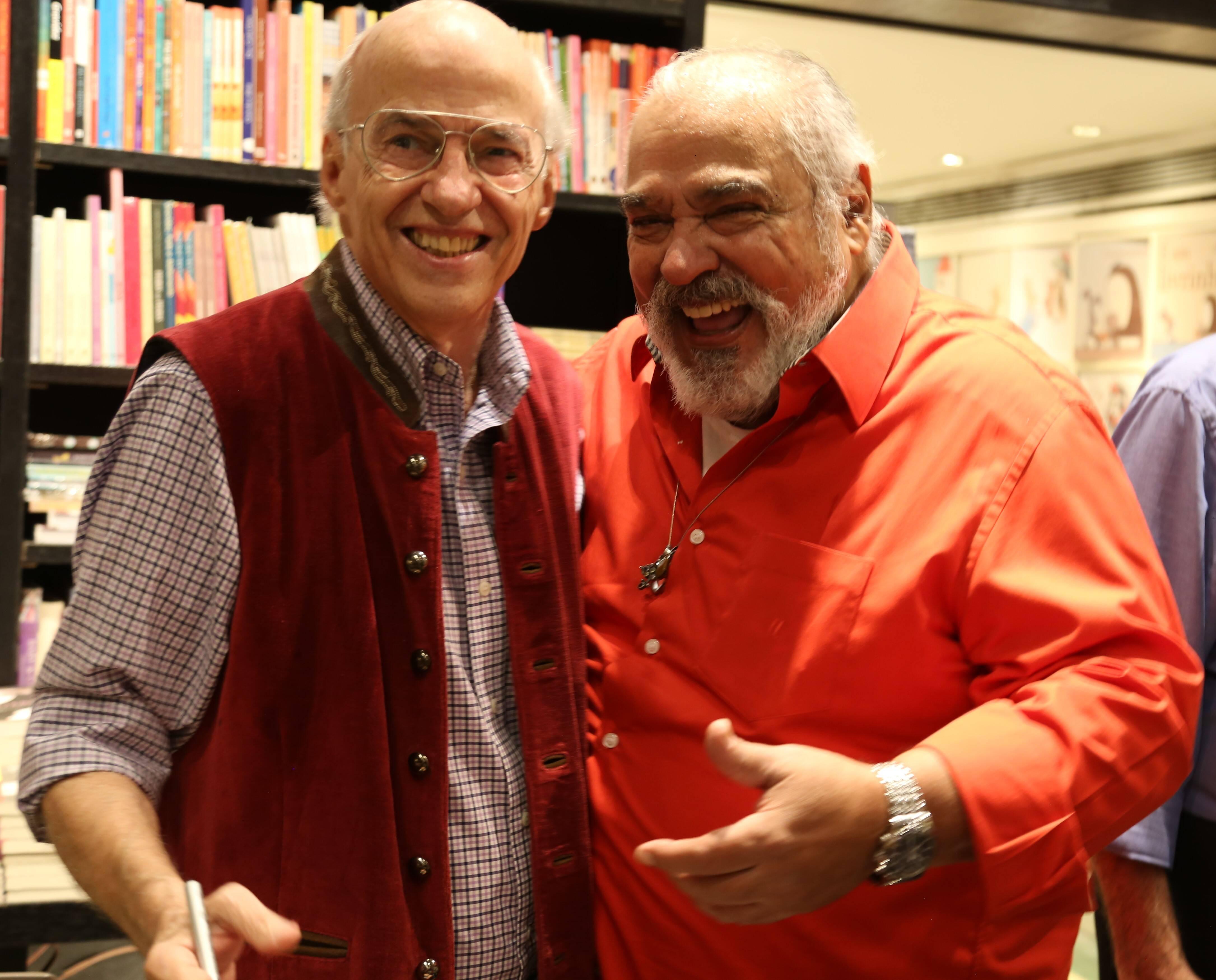 Ronaldo Câmara e Roberto Bonfim  /Foto: Elloo Marketing Digital