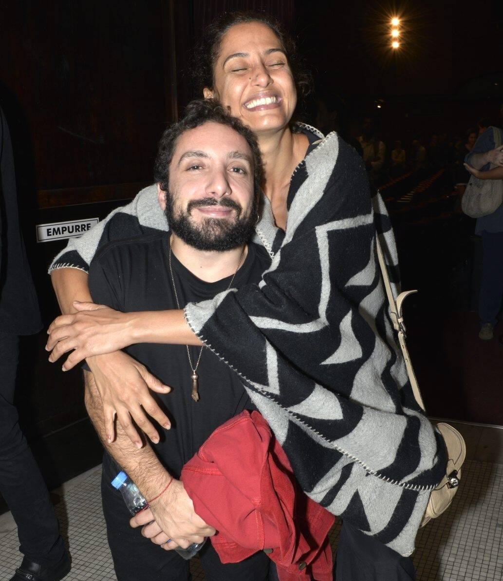 Pedro Henrique França e Camila Pitanga /Foto: Cristina Granato