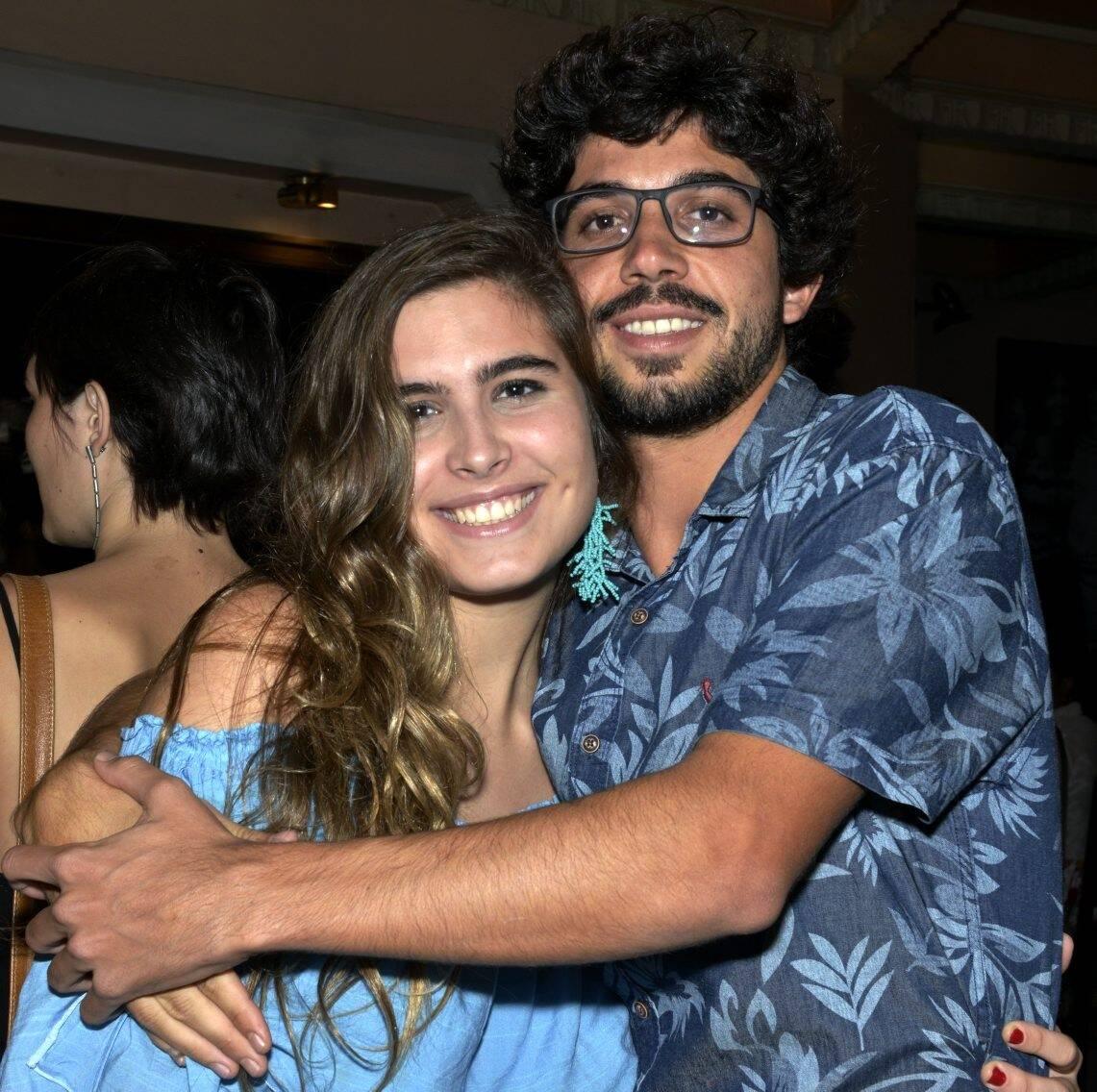 Maria Maud Fonseca e Higgo Gomes  /Foto: Cristina Granato   -