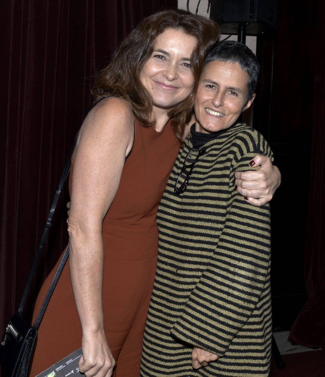 Claudia Abreu e  Bia Lessa  /Foto: Cristina Granato