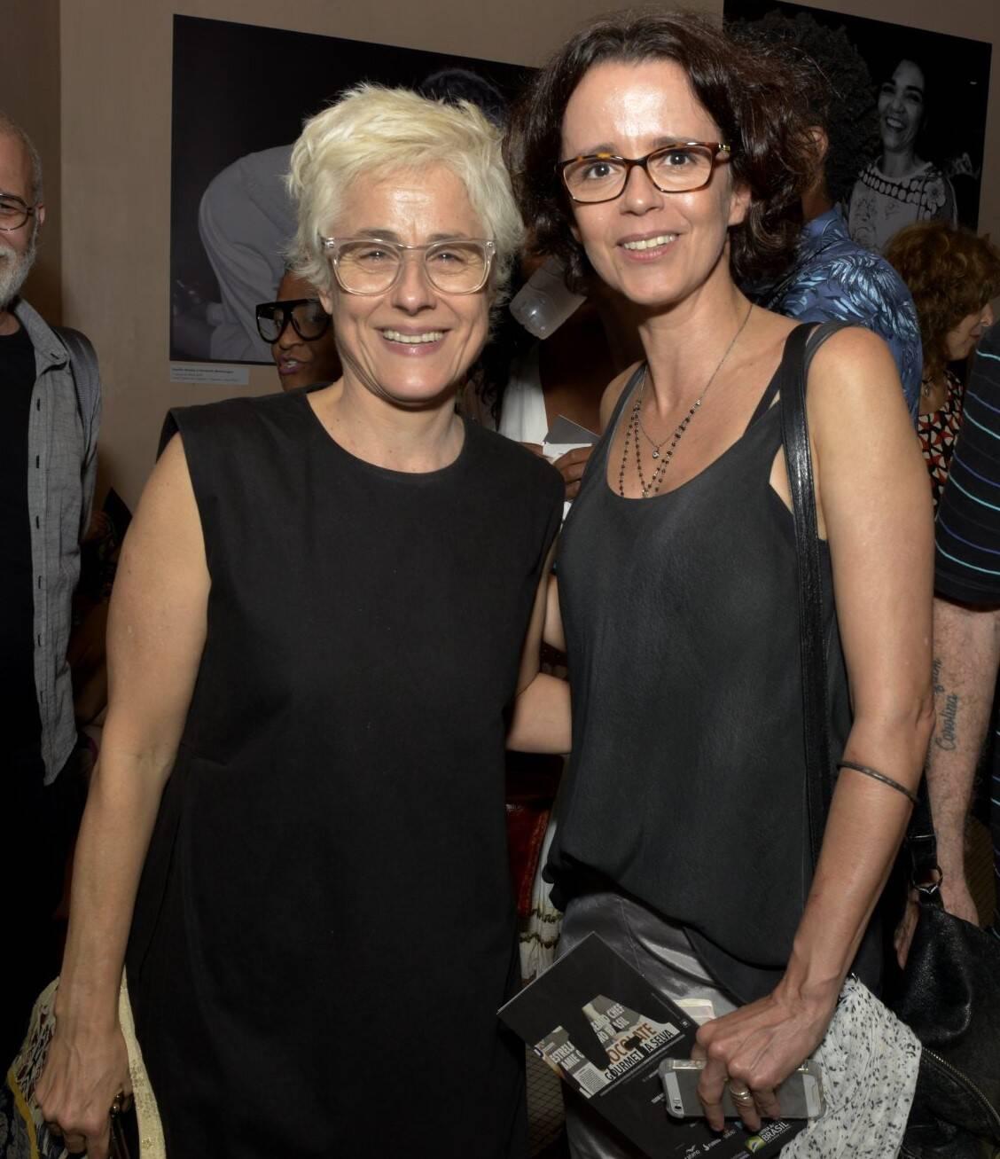 Soraya Ravenle e Dani Barros  /Foto: Cristina Granato