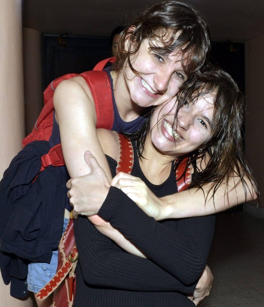 Livia Feltre e Sofia Teixeira  /Foto: Cristina Granato