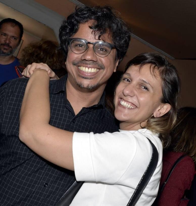 Leonardo Lichote e Maria Faria  /Foto: Cristina Granato