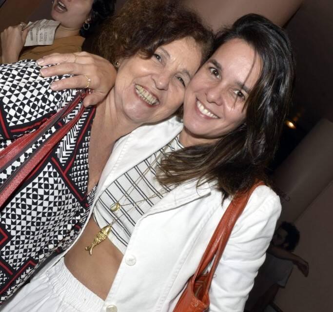 Wal Alves e Maria Fortuna  /Foto: Cristina Granato