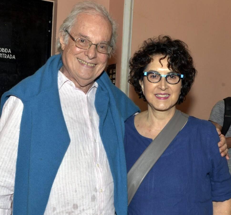 Francis e Olivia Hime  /Foto: Cristina Granato