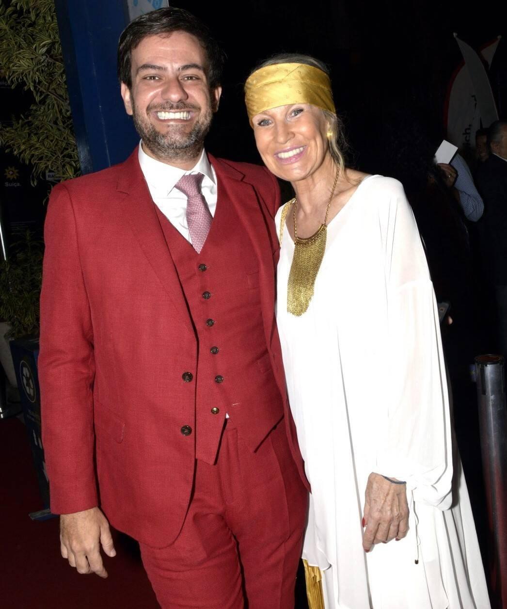 Bruno Astuto e Marie Annick  Mercier /Foto: Cristina Granato