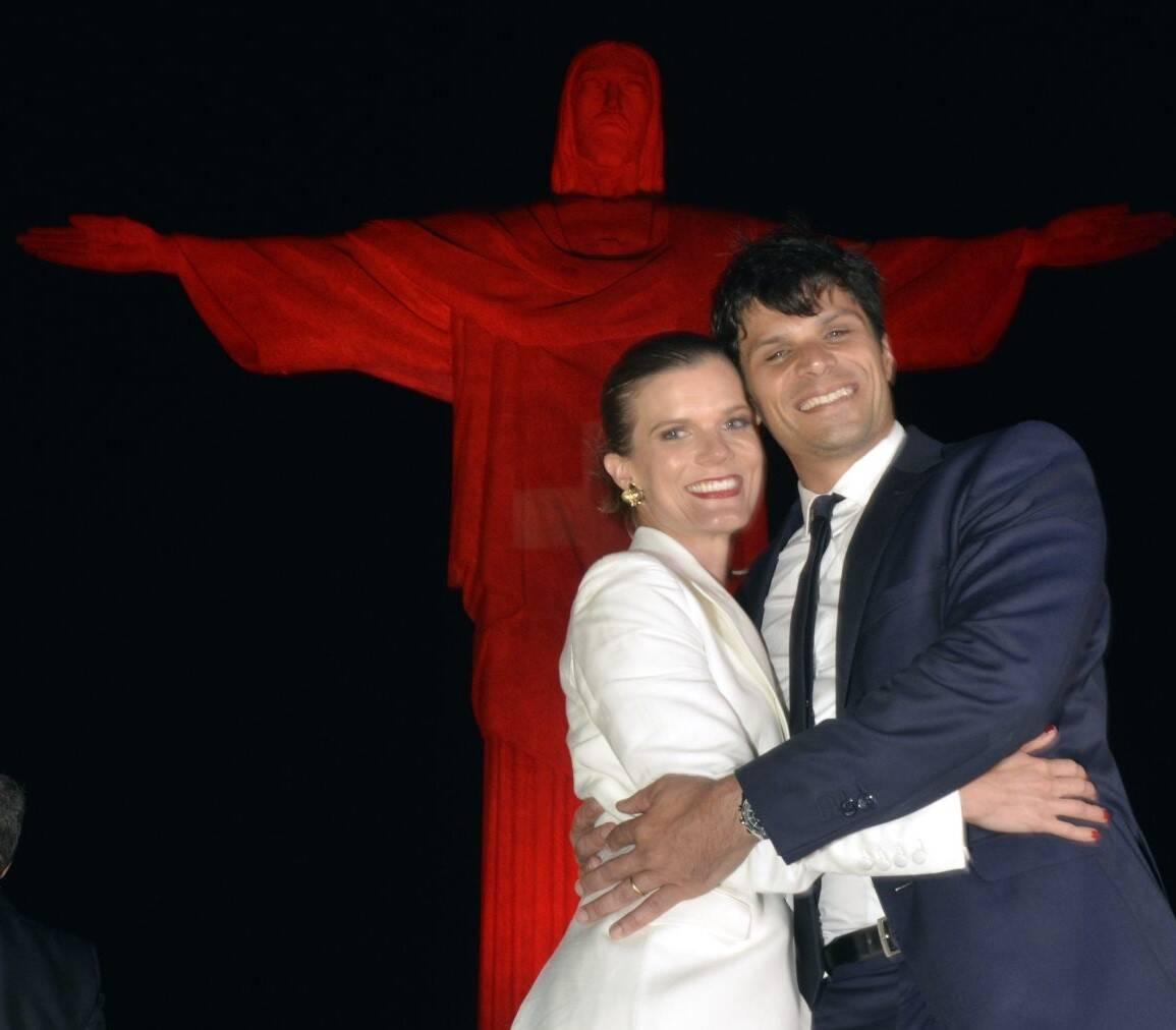 Christina Gläser e Bruno Tenório   /Foto: Cristina Granato