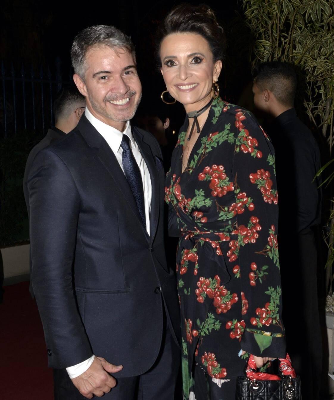 Jayme Drummond e Andréa Natal    /Foto: Cristina Granato