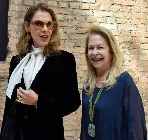 Titiza Nogueira e Sabina Lowenthal
