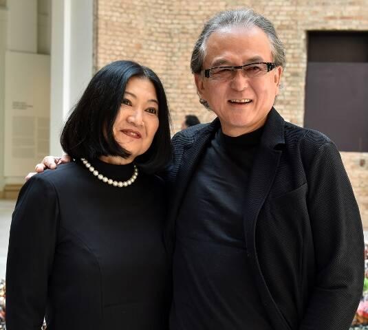 Ângela e Ricardo Akagawa
